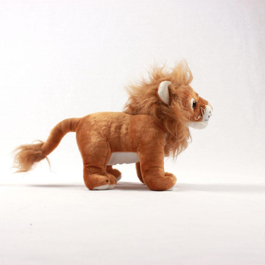 Knuffel Leo de Leeuw - Lezen met beer